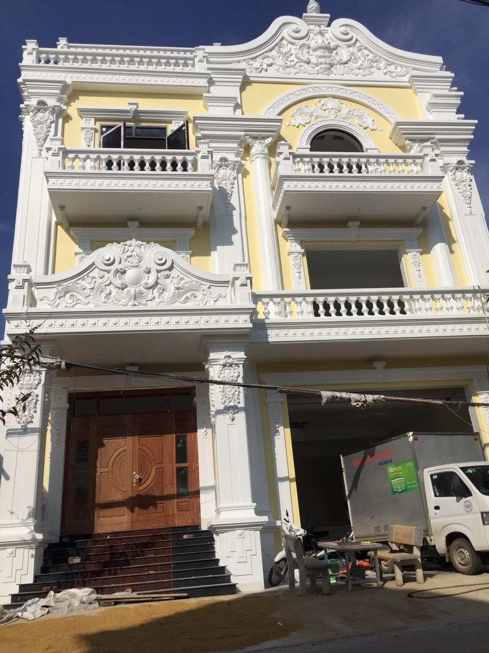Nhà biệt thự Đại gia đình anh Thiết - Vân Đình